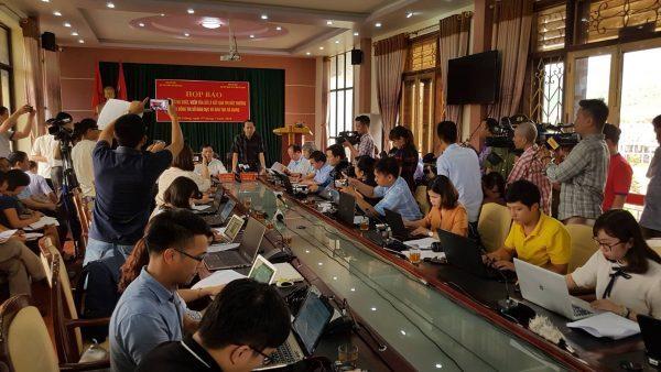 Xử phạt nghiêm vụ gian lận thi cử ở Hà Giang