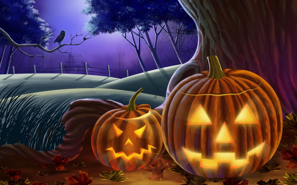 Lễ hội halloween vào ngày nào?