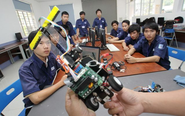 Các trường du học nghề ở Hàn Quốc nào uy tín nhất?