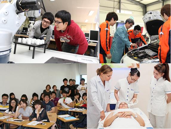 Đi du học nghề Hàn Quốc bạn có nhiều lợi thế
