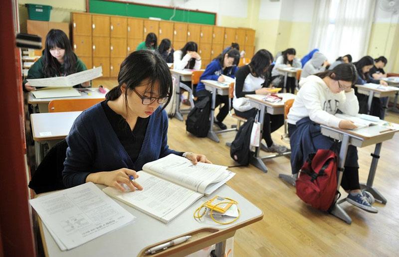 Hàn Quốc có không ít trường du học nghề uy tín và chất lượng