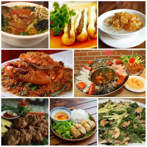 Ẩm thực Hải Phòng với đa dạng các món ăn ngon