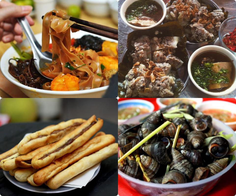 Tổng hợp các món ăn vặt Hải Phòng nổi tiếng