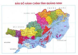 Quảng Ninh có mấy thành phố?
