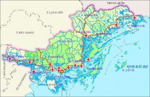 Quảng Ninh có bao nhiêu thành phố?