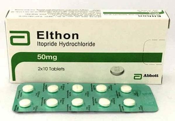 Thuốc Elthon 50g thuộc nhóm thuốc đường tiêu hóa