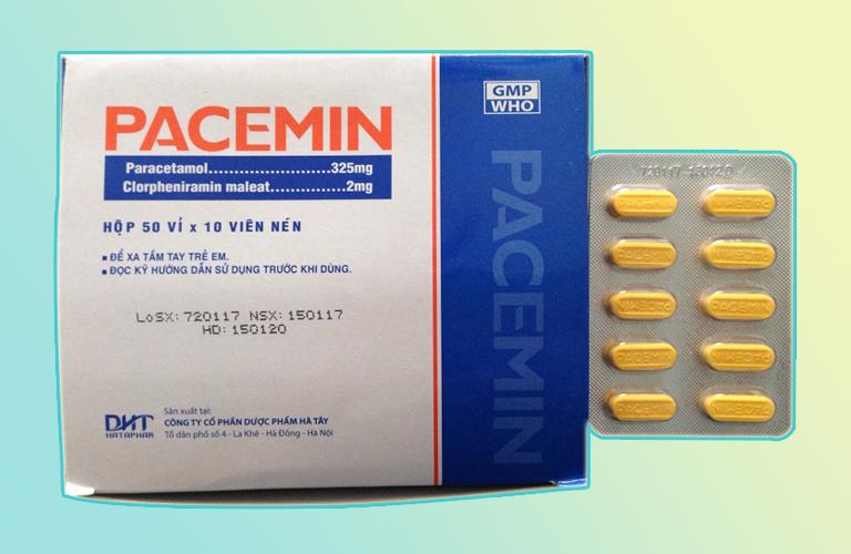 Thuốc Pacemin mang đến công dụng giảm đau nhức, hạ sốt và loại bỏ nhiều bệnh lý mãn tính