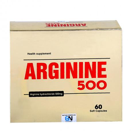 Thuốc Arginine có tác dụng tăng cường chức năng hoạt động của gan và giữ cơ thể luôn khỏe mạnh