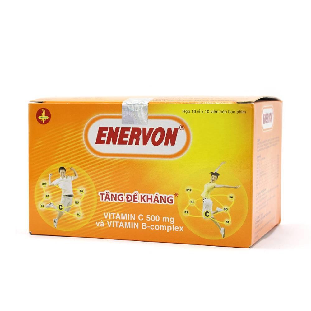 Bạn có biết thuốc Enervon là thuốc gì không?