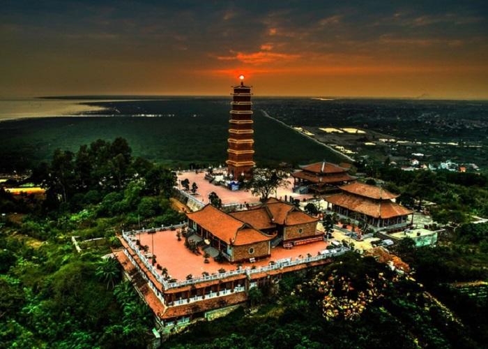Chùa Tháp Tường Long Hải Phòng