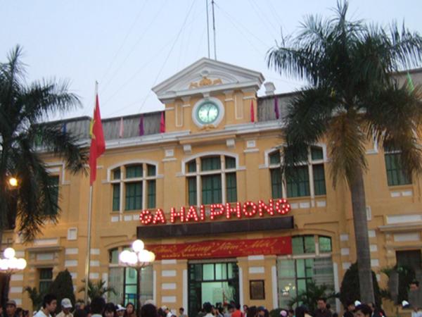 Những thông tin chi tiết về tàu Hà Nội – Hải Phòng dành cho hành khách